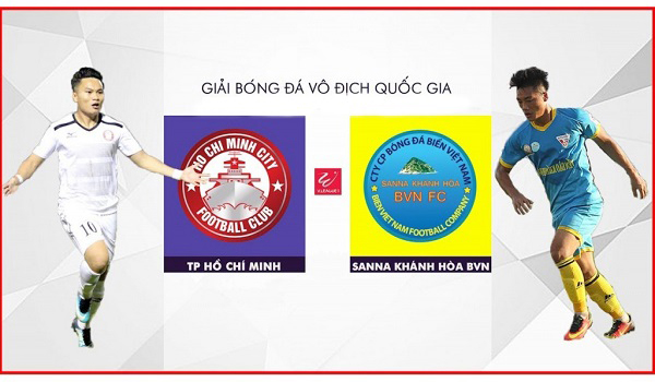 Khánh Hòa vs TP.HCM (17h00 ngày 28/09: Giải Vô Địch Quốc Gia)