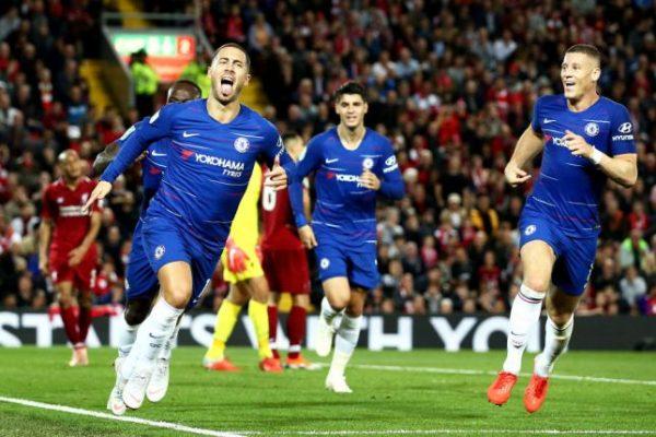Phong độ ấn tượng của Hazard