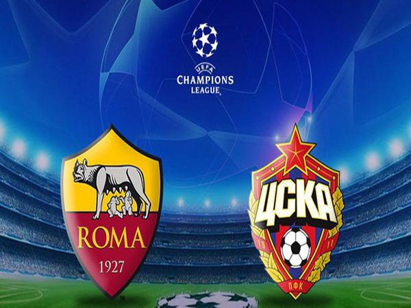 Nhận định AS Roma vs CSKA Moscow