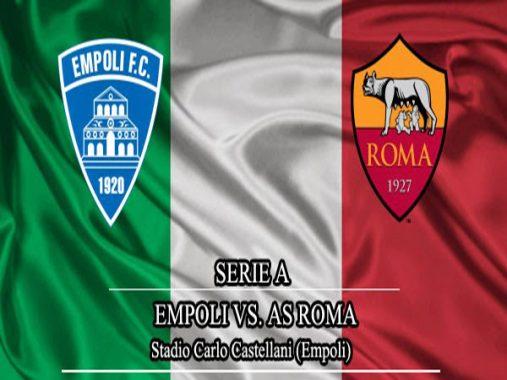 Nhận định Empoli vs AS Roma, 01h30 ngày 07/10: Giải Vô Địch Ý