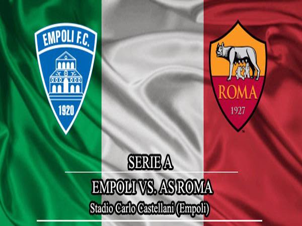 Empoli vs AS Roma (01h30 ngày 07/10: Giải Vô Địch Ý)