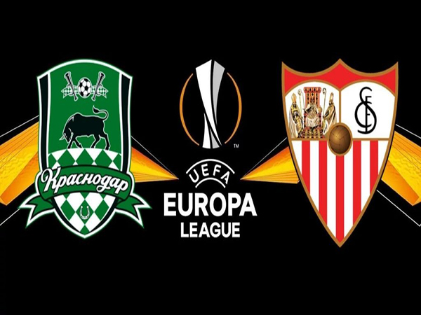 Krasnodar vs Sevilla (02h00 ngày 5/10: Cúp Europa League)