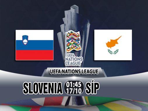 Nhận định Slovenia vs Đảo Síp, 01h45 ngày 17/10: UEFA Nations League