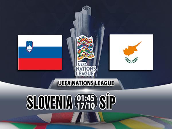 Nhận định Slovenia vs Đảo Síp