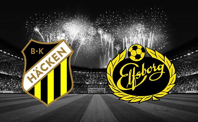 Elfsborg vs Hacken (00h00 ngày 2/10: Giải Vô Địch Quốc Gia Thụy Điển)