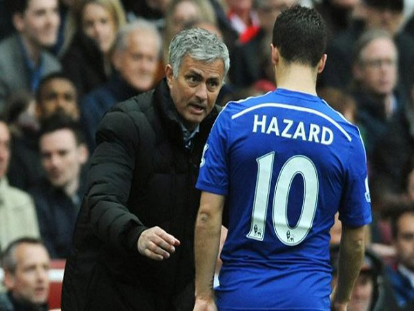 Hazard muốn trở về bên Mourinho