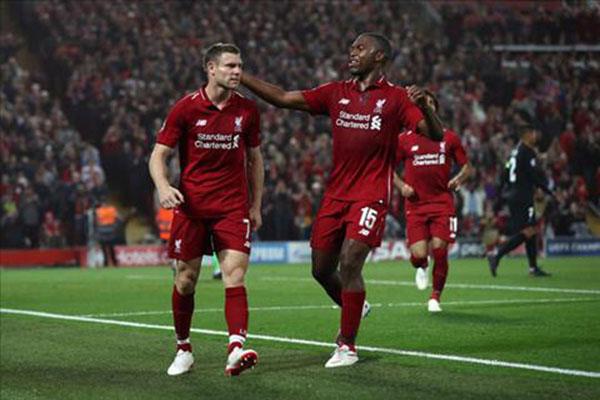Liverpool cần thêm một tiền vệ: James Milner