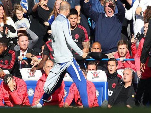 NÓNG: Mourinho ôm họa vào mình vì trợ lý Chelsea