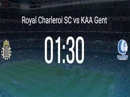 Nhận định Gent vs Charleroi 01h30 ngày 27/10: VĐQG Bỉ