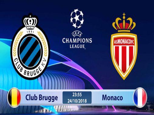 Nhận định Club Brugge vs Monaco, 23h55 ngày 24/10