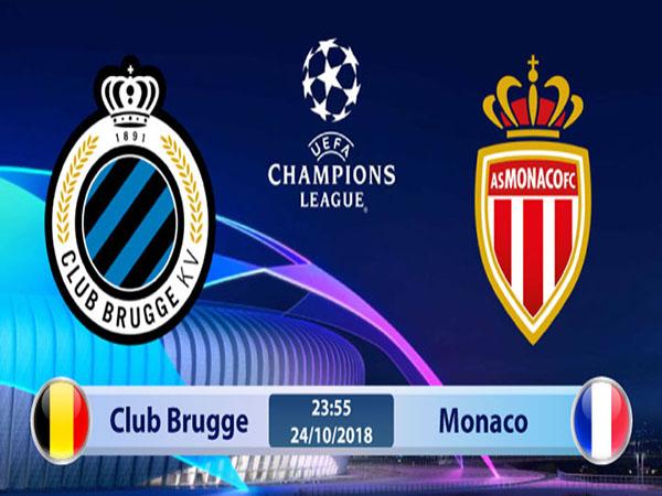 Nhận định Club Brugge vs Monaco