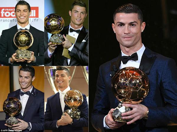 Real Madrid tệ nhất sau 37 năm: quả bóng vàng