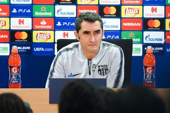 Tin bóng đá quốc tế 24/10: Valverde e ngại tinh thần chiến đấu của Inter