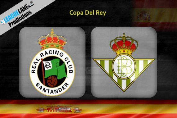 Nhận định Racing Santander vs Real Betis, 02h45 ngày 02/11: Cúp nhà vua TBN