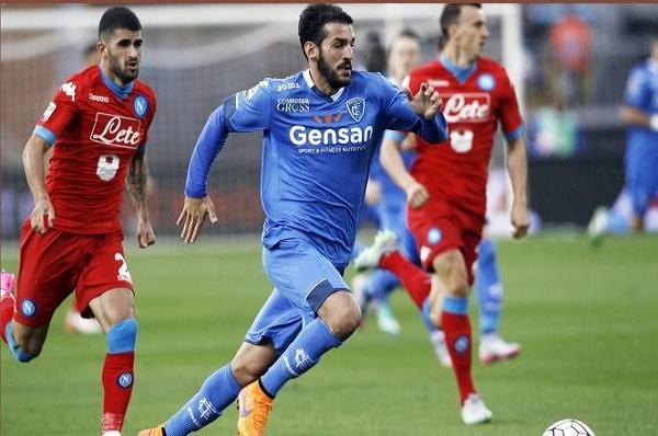 Kết quả bóng đá hôm nay Napoli thắng đậm Empoli
