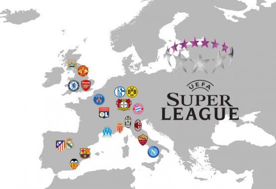 Tin bóng đá quốc tế 3/11: 'Liên minh ma quỷ' tổ chức siêu giải đấu châu Âu