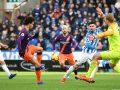 Huddersfield 0-3 Man City: Nhà vô địch bám đuổi Liverpool