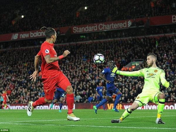 Chấm điểm cầu thủ xuất sắc nhất trận MU 0-0 Liverpool