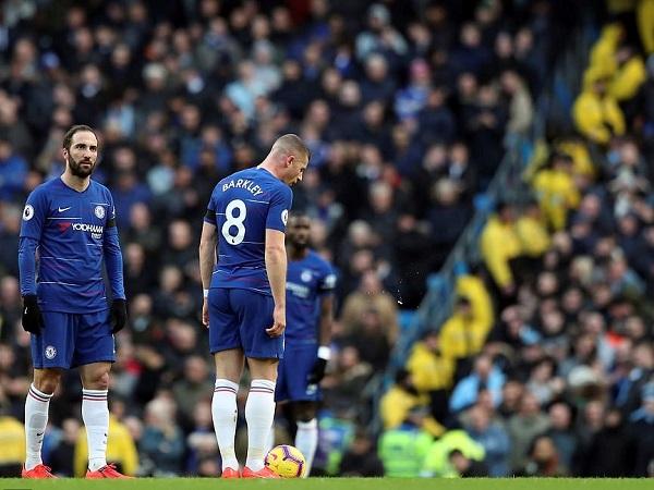 Chelsea thua đậm Man City