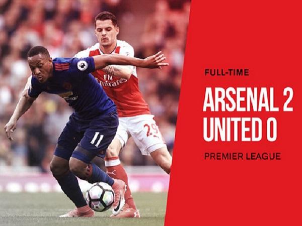 5 điểm nhấn nổi bật trận Arsenal 2-0 MU