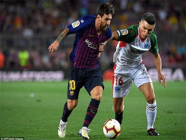Barcelona lên ngôi vô địch ở vòng 34 La Liga