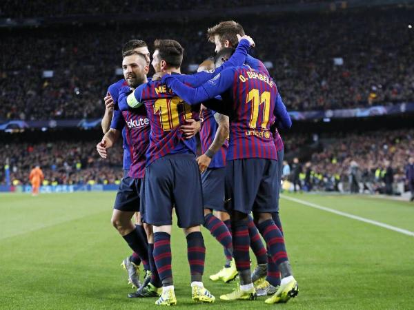 Barca sẽ không được nâng cúp La Liga nếu vô địch ngày 27/4
