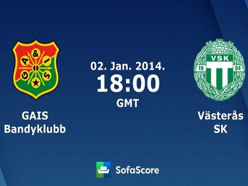 Nhận định GAIS vs Vasteras SK, 0h00 ngày 22/05