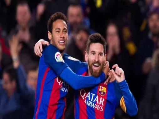 Chuyển nhượng: Messi yêu cầu chủ tịch Barca chiêu mộ Neymar