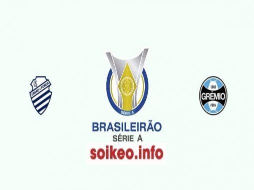 Dự đoán trận đấu CSA vs Gremio (6h00 ngày 30/7)