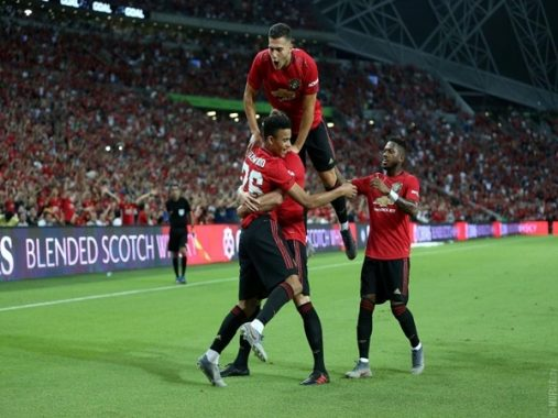 Manchester United đá thăng hoa, giá trị vô tận của Greenwood