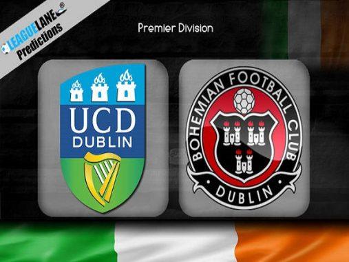 Nhận định UC Dublin vs Bohemians, 1h45 ngày 16/07