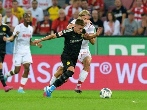 Dortmund nhận tin buồn về nhân sự