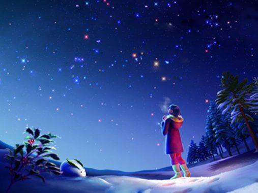 Ngủ mơ thấy bầu trời mang đến con số đề may mắn nào