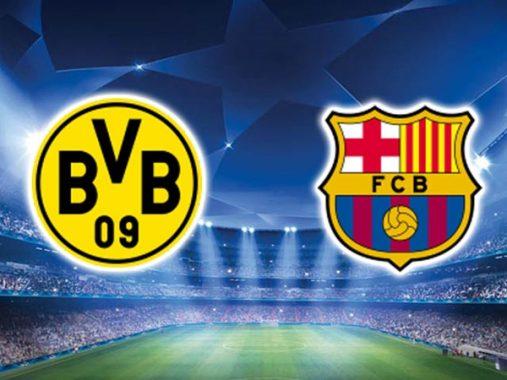 Nhận định trận đấu Borussia Dortmund vs Barcelona (2h00 ngày 18/9)