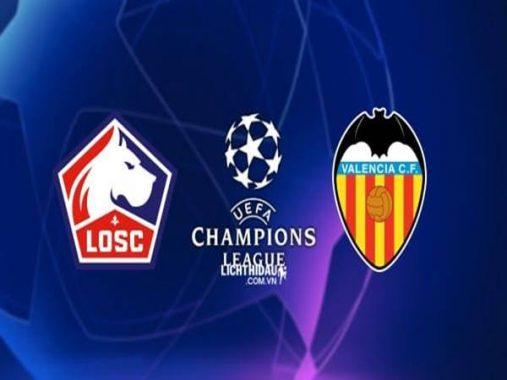 Nhận định Lille vs Valencia, 02h00 ngày 24/10