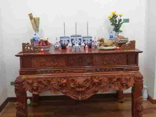 Mơ thấy bàn thờ có phải giấc mơ tốt lành?