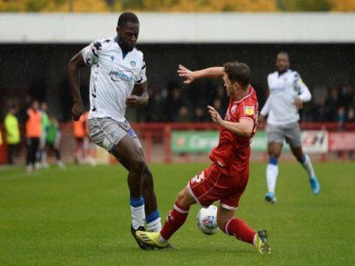 Nhận định bóng đá Crawley Town vs Colchester United (2h45 ngày 30/10)