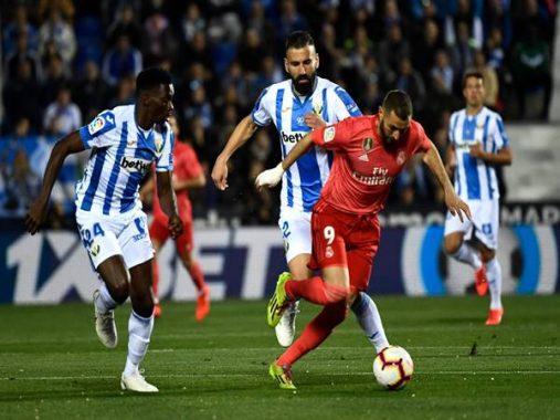 Nhận định bóng đá Real Madrid vs Leganes (3h15 ngày 31/10)
