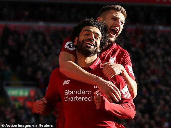 Salah lập kỷ lục đáng nhớ sau trận thắng Sheffield