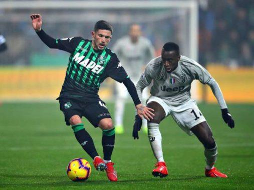 Nhận định bóng đá Sassuolo vs Juventus (2h45 ngày 16/7)