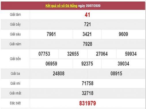 Thống kê XSDNG 29/7/2020, thống kê xổ số Đà Nẵng hôm nay