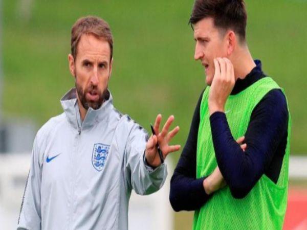 Tin bóng đá trưa 26/8: Harry Maguire bị loại khỏi đội tuyển Anh