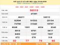 Thống kê KQXSMB ngày 26/09/2020 – xổ số miền bắc hôm nay