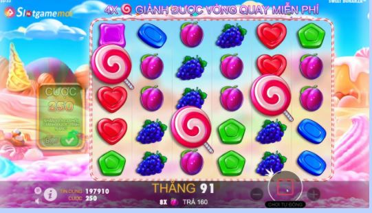 Game Xèng HappyLuke và game xèng Sweet Bonanza có gì hấp dẫn?