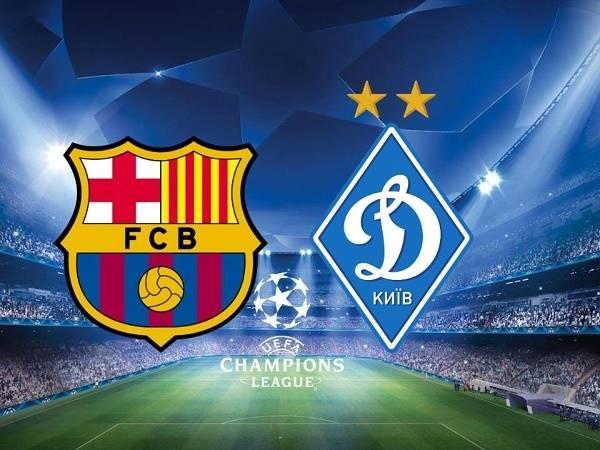 Nhận định Barcelona vs Dinamo Kiev, 3h00 ngày 05/11, Cúp C1 Châu Âu