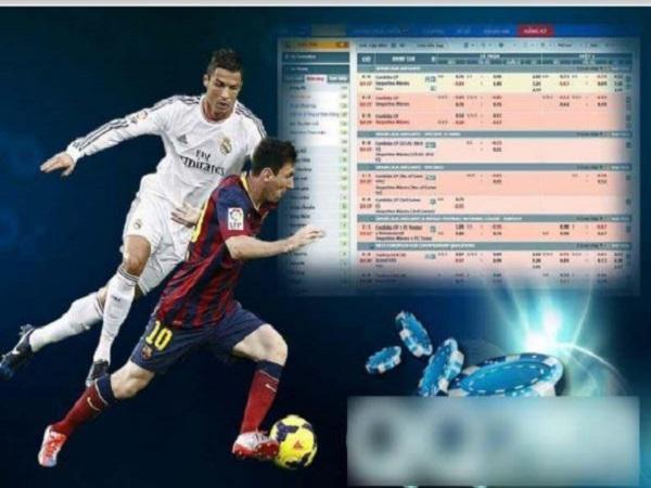 Tổng quan về tỷ lệ cược bóng đá