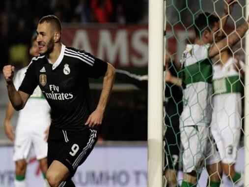 Nhận định bóng đá Elche vs Real Madrid (3h30 ngày 31/12)