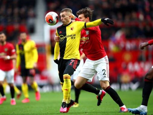 Nhận định tỷ lệ Manchester United vs Watford (3h00 ngày 10/1)