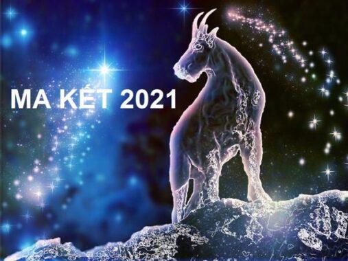 Tử vi Ma kết trong năm 2021