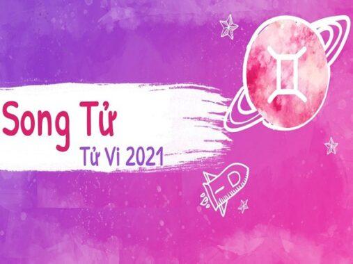 Tử vi cung Song Tử năm 2021